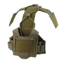 Tan; Agilite Bridge Helmet System - HCC Tactical