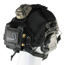 alt - Black; Agilite Bridge Helmet System - HCC Tactical