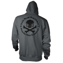 alt - Gray; Pipe Hitters Union Bring the Hate Hoodie - HCC Tactical