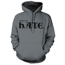 Gray; Pipe Hitters Union Bring the Hate Hoodie - HCC Tactical