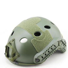 OD Green; Chase Tactical Bump Helmet - HCC Tactical