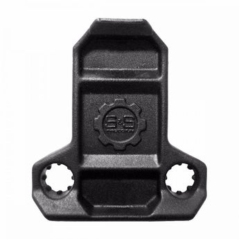 Black; S&S Precision Bungee Pull Tabs - HCC Tactical