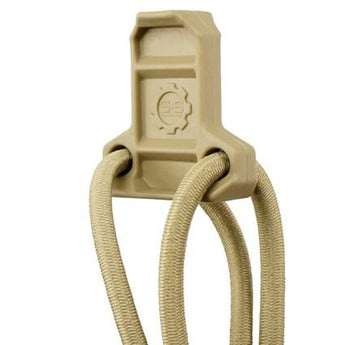 Coyote; S&S Precision Bungee Pull Tabs - HCC Tactical