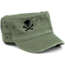 Olive / Black; Pipe Hitters Union Fidel Hat - HCC Tactical