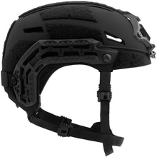 Galvion Caiman Bump Helmet Black Side - HCC Tactical