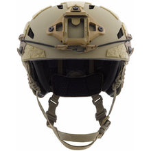 Galvion Caiman Bump Helmet Tan - HCC Tactical