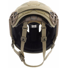 alt - Tan; Galvion Caiman Bump Helmet - HCC Tactical