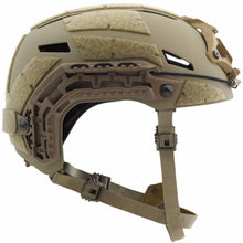 Galvion Caiman Bump Helmet Tan Side - HCC Tactical