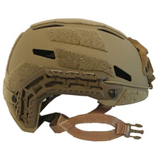 Galvion Caiman Bump Helmet Tan Strap - HCC Tactical