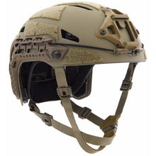 Tan; Galvion Caiman Bump Helmet - HCC Tactical