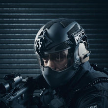 Gray; Galvion Caiman Helmet System - HCC Tactical