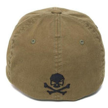 alt - Olive; Pipe Hitters Union Canadian Flag Flexfit Hat - HCC Tactical
