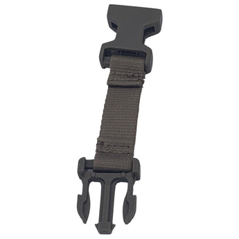 Coyote Brown; Galvion CBRN Strap - HCC Tactical