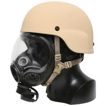 Ops-Core CBRNE Chinstrap Extender View 2 - HCC Tactical