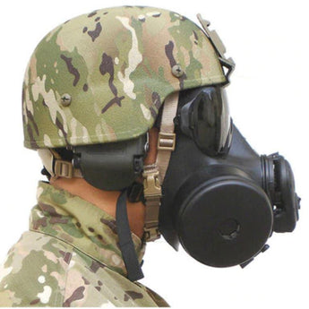 Ops-Core CBRNE Chinstrap Extender View 3 - HCC Tactical