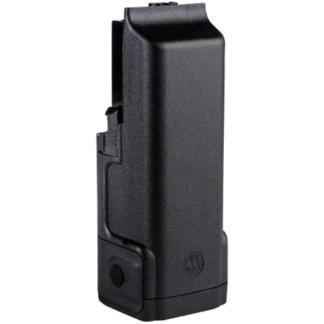 Black; Motorola Clamshell Battery - HCC Tactical