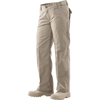 Khaki; Tru-Spec Classic Pants for Women - HCC Tactical