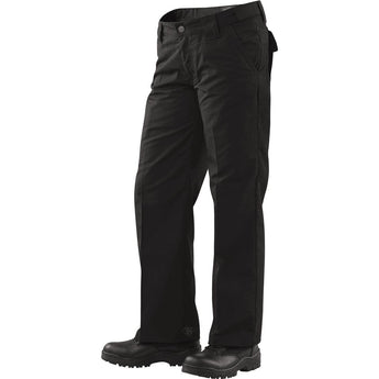 Black; Tru-Spec Classic Pants for Women - HCC Tactical