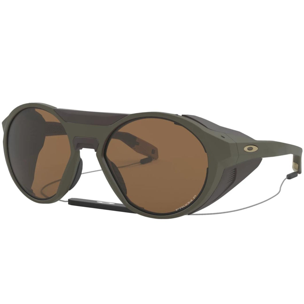 Matte Olive Frame / Prizm Tungsten Polarized Lens; Oakley Clifden (Prizm Polarized) - HCC Tactical
