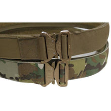 Coyote; Chase Tactical COBRA Duty Belt - HCC Tactical