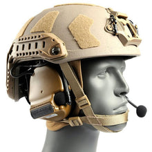 Unity Tactical - Cold weather Liner OpsCore Under Helmet Comms - HCC Tactical