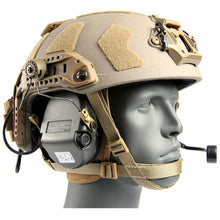 Unity Tactical - Cold weather Liner OpsCore Over Helmet Comms - HCC Tactical