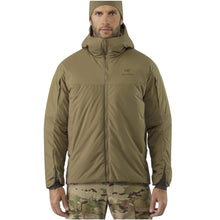 Arc'teryx LEAF Cold WX Hoody LT Men's Front View - HCC Tactical