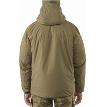 Arc'teryx LEAF Cold WX Hoody LT Men's Hood Back View - HCC Tactical