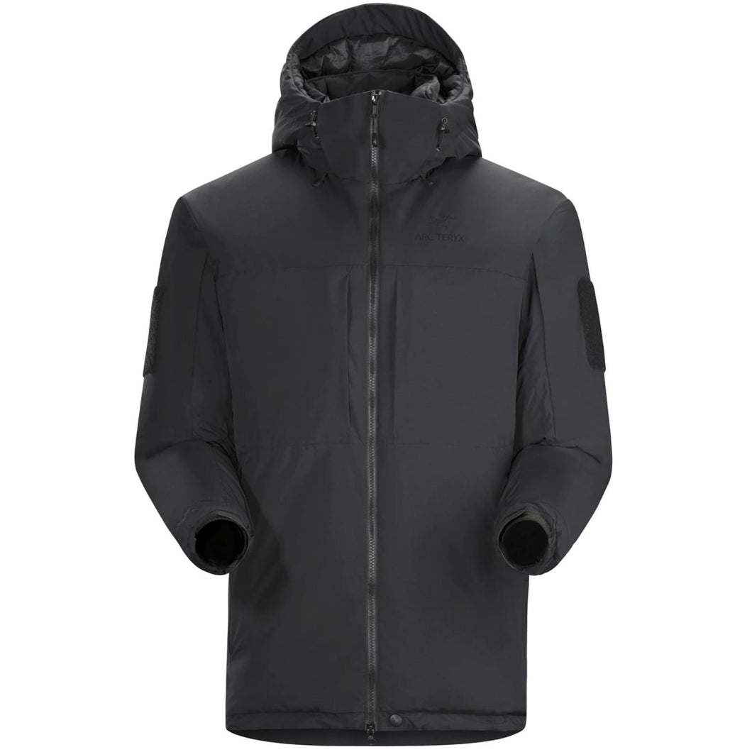 Black; Arc'teryx LEAF Cold WX Jacket SV Men's - HCC Tactical