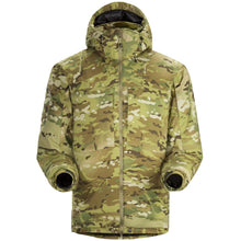 MultiCam; Arc'teryx LEAF Cold WX Jacket SV Men's - HCC Tactical