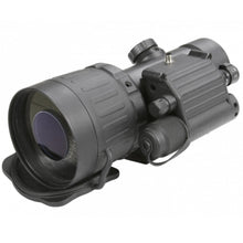 Black; AGM Global Vision AGM COMANCHE-40 (Gen 3+ Auto-Gated White Phosphor Clip-On) - HCC Tactical