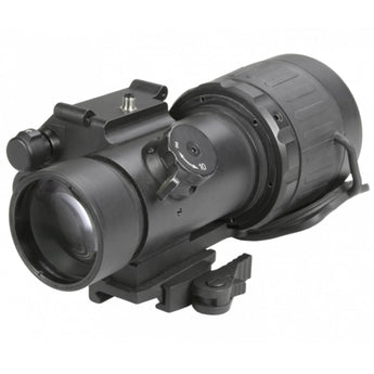 alt - Black; AGM Global Vision AGM COMANCHE-40 (Gen 3+ Clip-On) - HCC Tactical