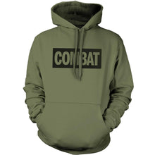 Military Green; Pipe Hitters Union Combat: Comic Edition Hoodie - HCC Tactical