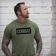 Pipe Hitters Union - Combat: Comic Edition Tee Green - HCC Tactical
