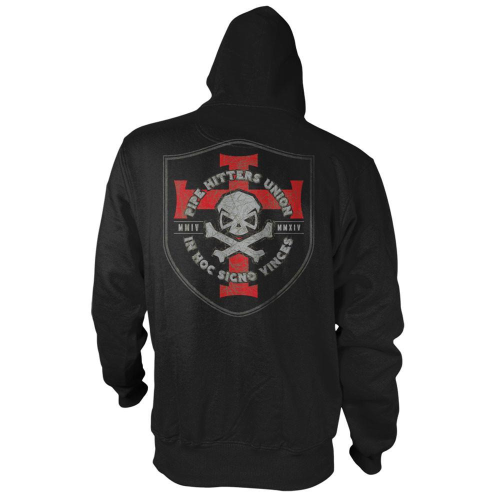 alt - Black; Pipe Hitters Union Commemorative Hoodie - HCC Tactical