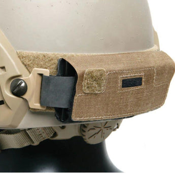 Ops-Core Counterweight Kit Back Profile - HCC Tactical