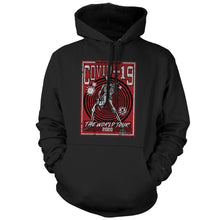 Black / Red; Pipe Hitters Union Covid-19 World Tour - Hoodie - HCC Tactical