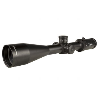 Black; Trijicon Credo™ HX 4-16x50 Riflescope (Exposed Elevation Adjuster) - HCC Tactical