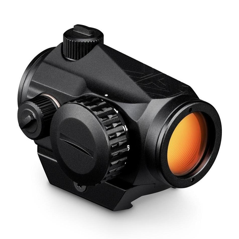Black; Vortex Crossfire® Red Dot - HCC Tactical