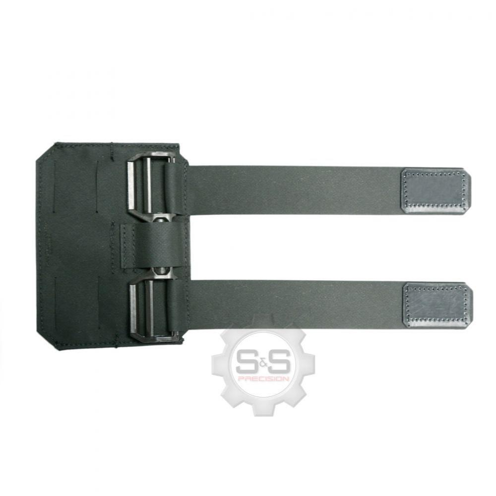 Black; S&S Precision Cummerbund Adapter - HCC Tactical