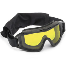 Black; Revision Desert Locust Goggle Deluxe Kit - HCC Tactical