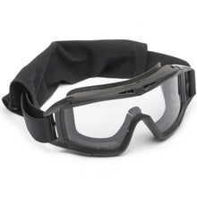 Revision Desert Locust Goggle Deluxe Kit Black Clear - HCC Tactical