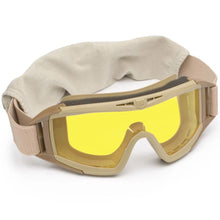 Foliage Green; Revision Desert Locust Goggle Deluxe Kit - HCC Tactical