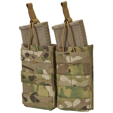 MultiCam; Chase Tactical Double 5.56 Mag Pouch - HCC Tactical