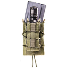 OD Green; High Speed Gear Double Decker® Taco® - MOLLE - HCC Tactical