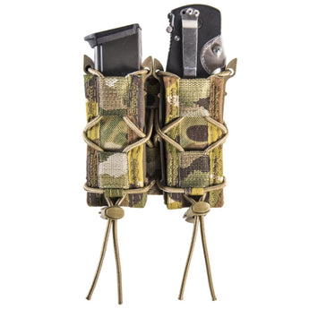 MultiCam; High Speed Gear Double Pistol TACO® - MOLLE - HCC Tactical
