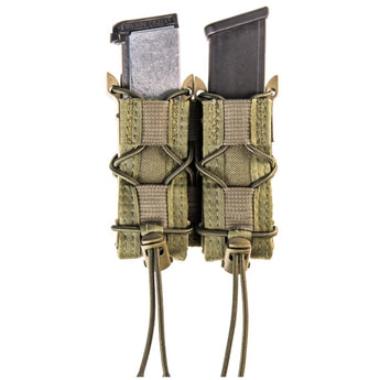 OD Green; High Speed Gear Double Pistol TACO® - MOLLE - HCC Tactical