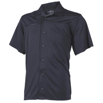 Navy; Tru-Spec Eco Tec Knit Camp Shirt - HCC Tactical