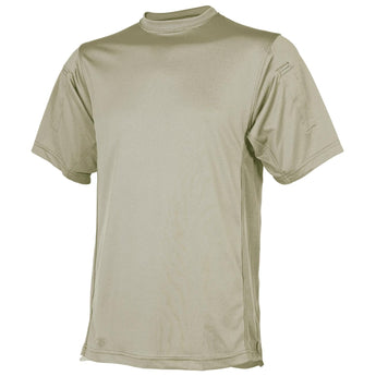 Silver Tan; Tru-Spec Eco Tec Tac T-Shirt - HCC Tactical
