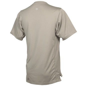 alt - Silver Tan; Tru-Spec Eco Tec Tac T-Shirt - HCC Tactical